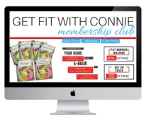 Get fit with connie
